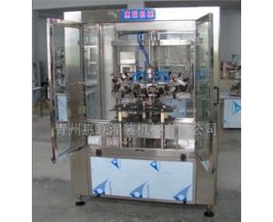 QSP系列翻转式洗瓶机