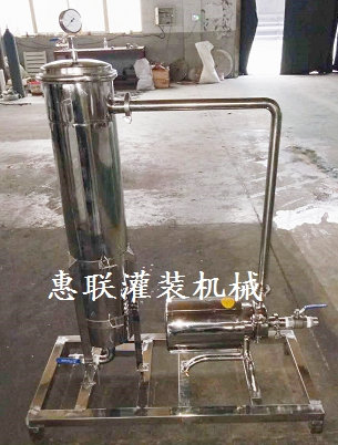 食用油、农药化工液体过滤机