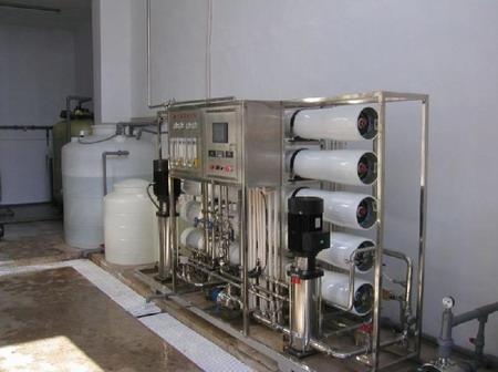 4吨双级水处理设备