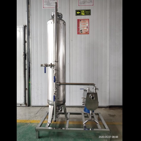 活性炭去异味过滤机
